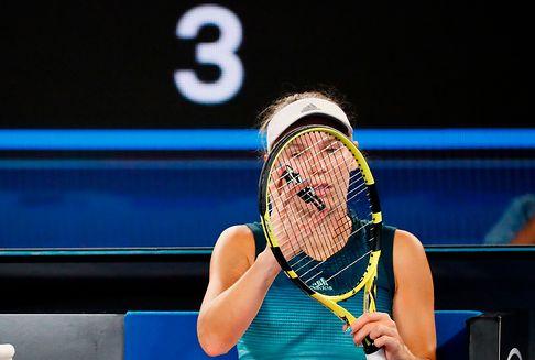 Titelverteidigerin Wozniacki streicht die Segel