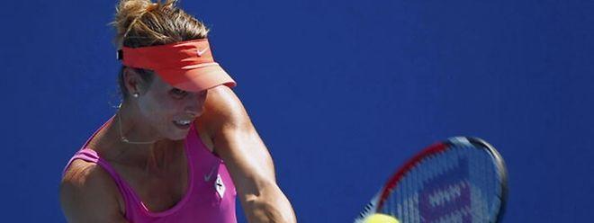 Mandy Minella kann derzeit keine Turniere bestreiten.
