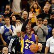 Kobe Bryant est entré un peu plus dans la légende de la NBA