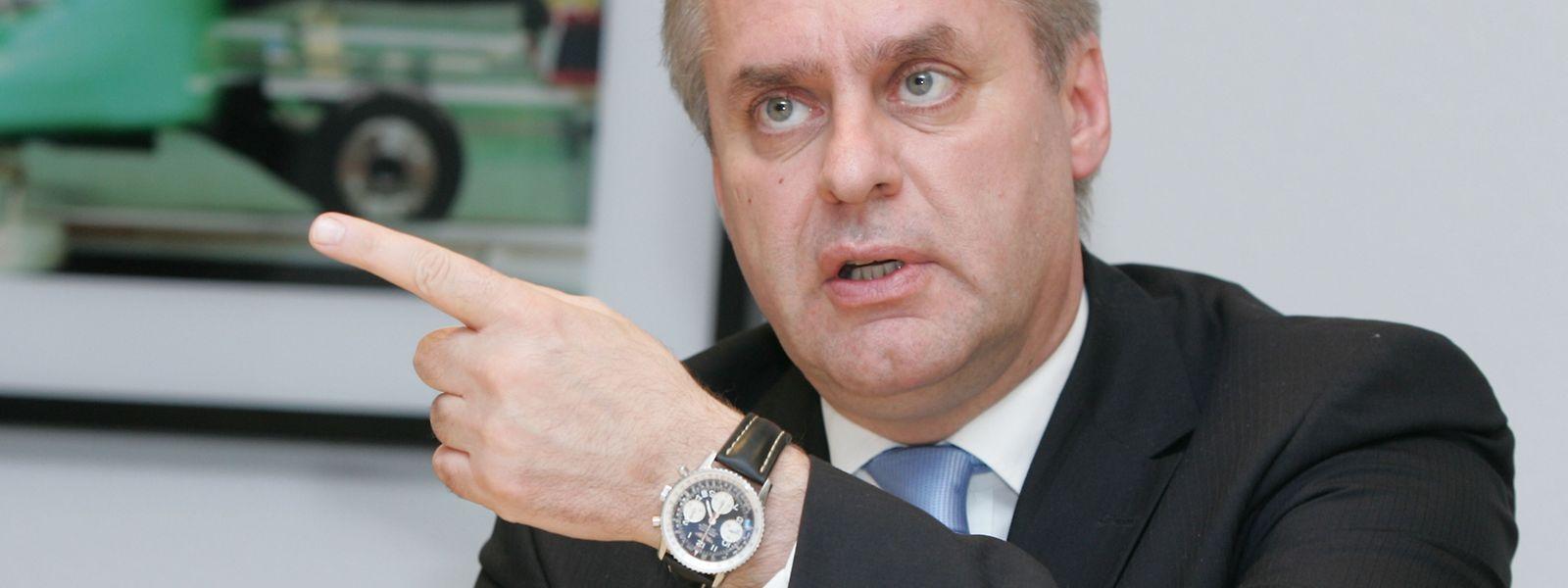 Bis zum Jahr 2011 war Ulrich Ogiermann CEO der Cargolux in Luxemburg, heute ist er Frachtchef beim Konkurrenten und ehemaligen Cargolux-Aktionär Qatar Airways.