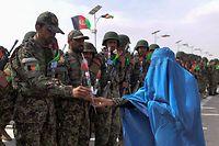 L'armée afghane éprouve de grandes difficultés à s'imposer dans un pays déchiré par des décennies de guerre.
