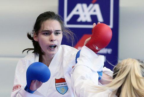 Karateka Warling bevorzugt Olympiaverlegung