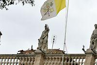 Im Gebäude der vatikanischen Botschaft in Rom wurden menschliche Knochen gefunden