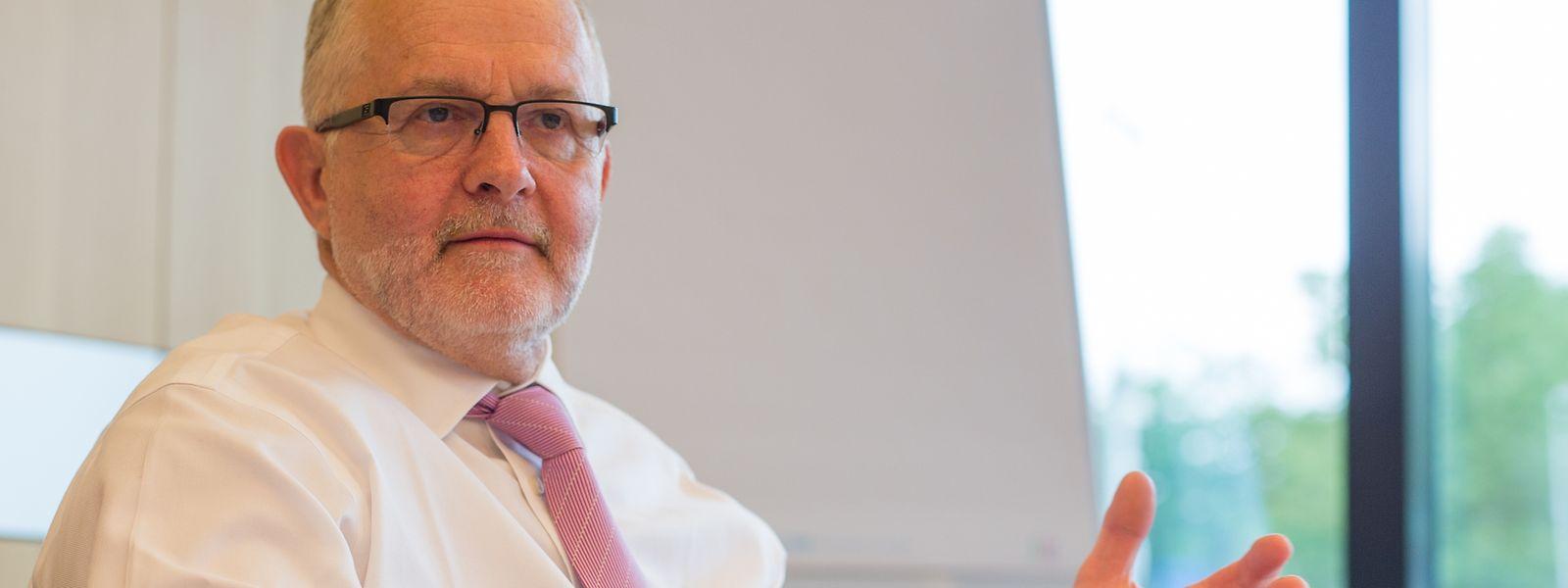 Sir Philip Craven ist seit 16 Jahren Präsident des Internationalen Paralympischen Komitees.