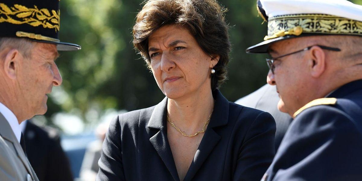 Gegen Sylvie Goulard könnte demnächst ermittelt werden.