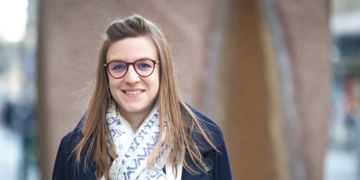 Carole Hartmann a été élue députée DP dans la circonscription Est avec 6.015 voix.