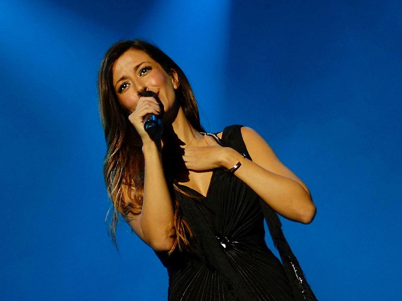 Ana Moura voltou ao Luxemburgo para brilhar na apresentação do seu novo álbum