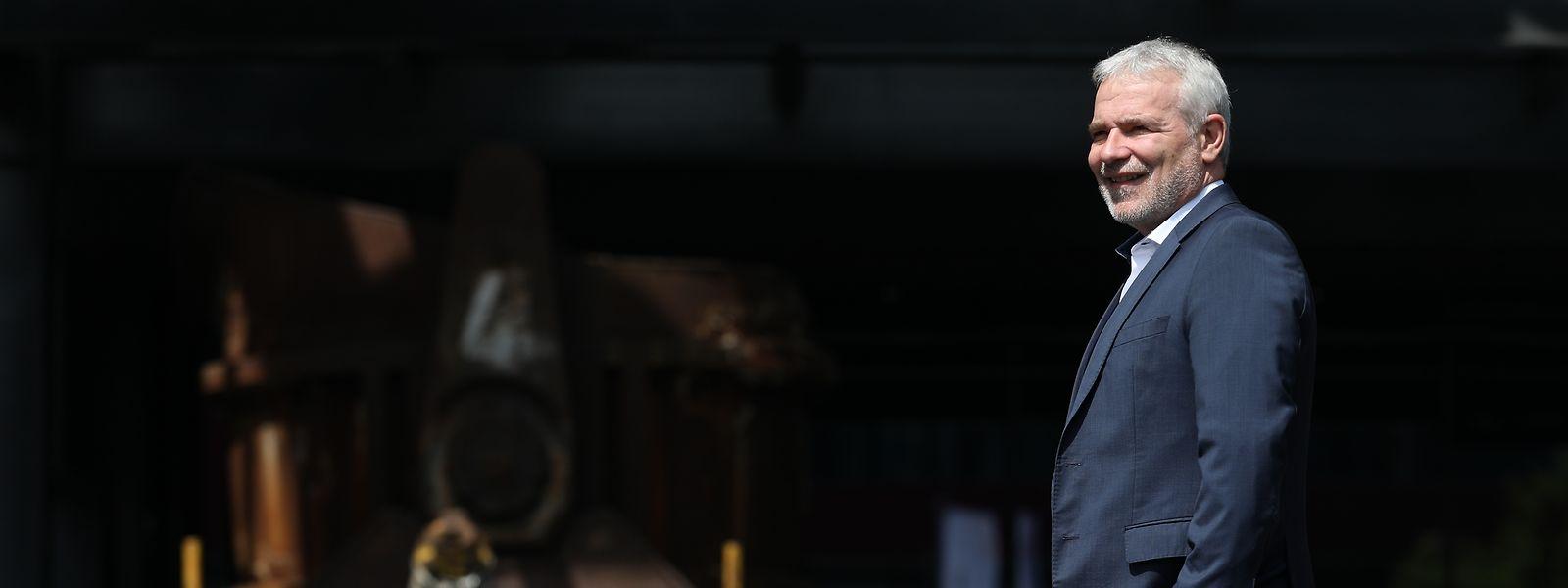 Dan Kersch entend lancer un projet de loi sur le télétravail et la numérisation avant fin 2019.