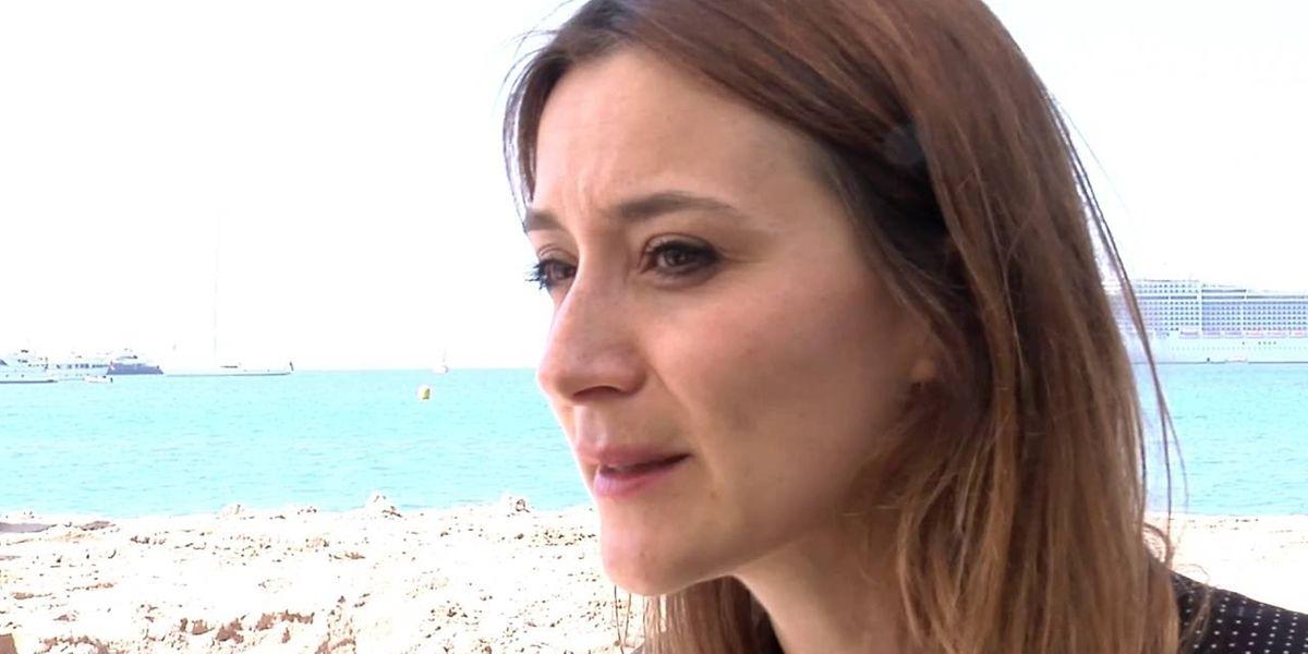 A realizadora lusodescendente Cristèle Alves Meira