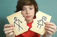 Kind Trennung Scheidung