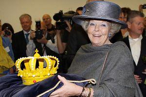 Die niederländische Königin Beatrix feiert heute Geburtstag. Archivbild