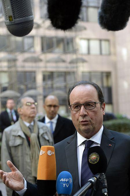 Frankreichs Staatspräsident äußerte sich ungewohnt scharf.