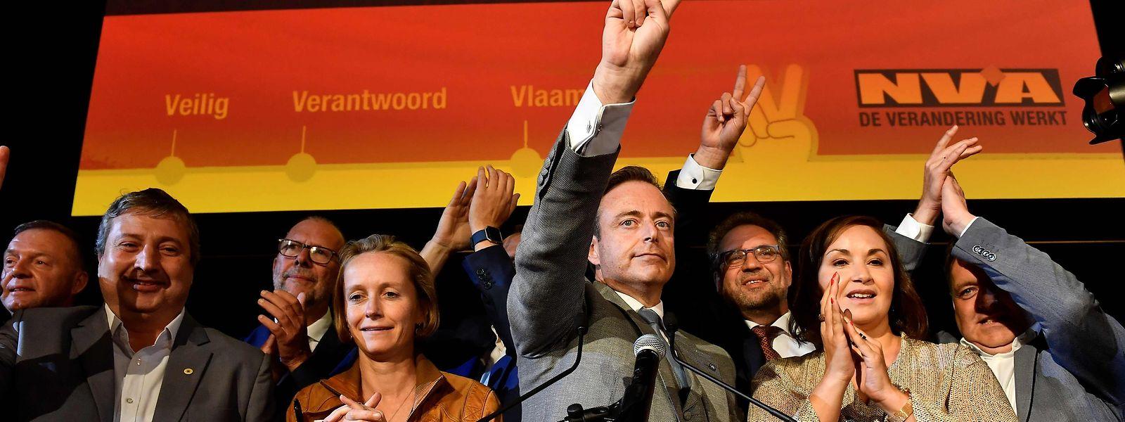 Pour Bart De Wever et la N-VA, le «confédéralisme» constitue plus que jamais la solution.