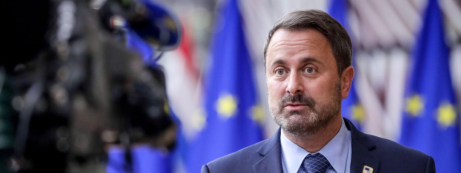 Premierminister Xavier Bettel wird in den nächsten Tagen, wegen der aktuell besorgniserregenden Corona-Infektionszahlen in Luxemburg eine außerordentliche Sitzung des Regierungsrats einberufen.