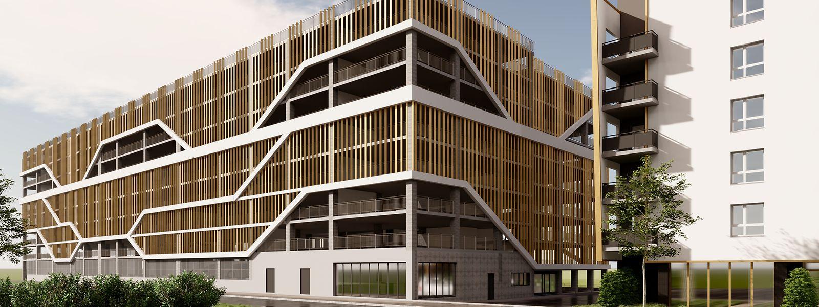 Le chantier débutera dès l'année prochaine. Il sera cofinancé par le Luxembourg.