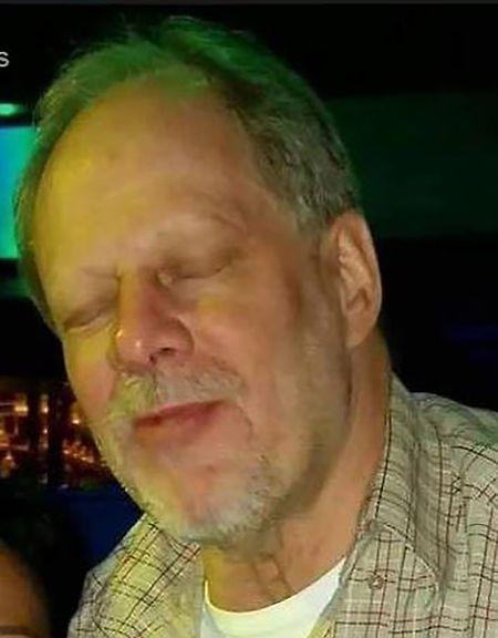 Das einzige offizielle Foto des Täters Stephen Paddock.