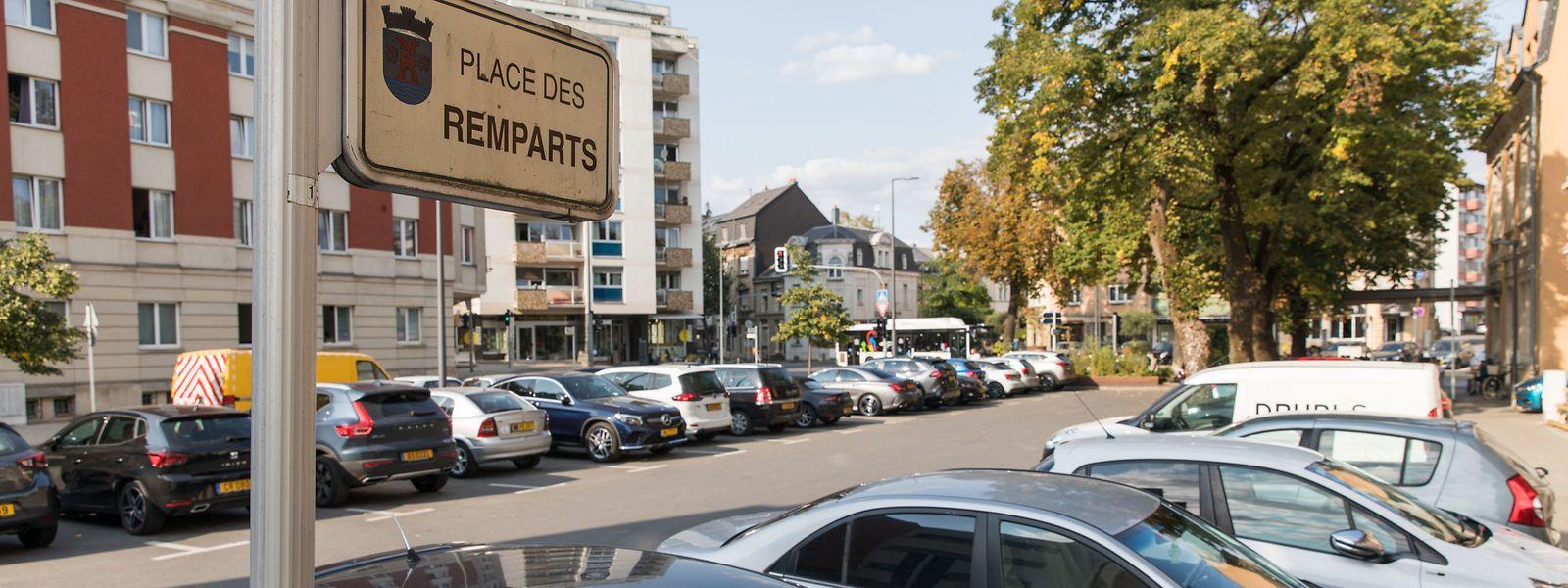 Von Montag an, gelten in manchen Strassen des Escher Zentrums neue Bestimmungen.