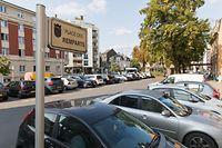 Lokales, Neue Parking-Regeln in Esch (Foto am Beispiel der Place des Remparts), Foto: Lex Kleren/Luxemburger Wort