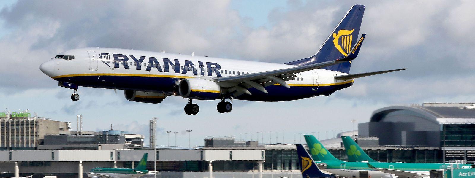 Ryanair-Flüge nach Dublin wird es ab dem Winterflugplan 2018/2019 auch von Luxemburg-Findel aus geben,jedoch nicht mehr von Frankfurt-Hahn aus.