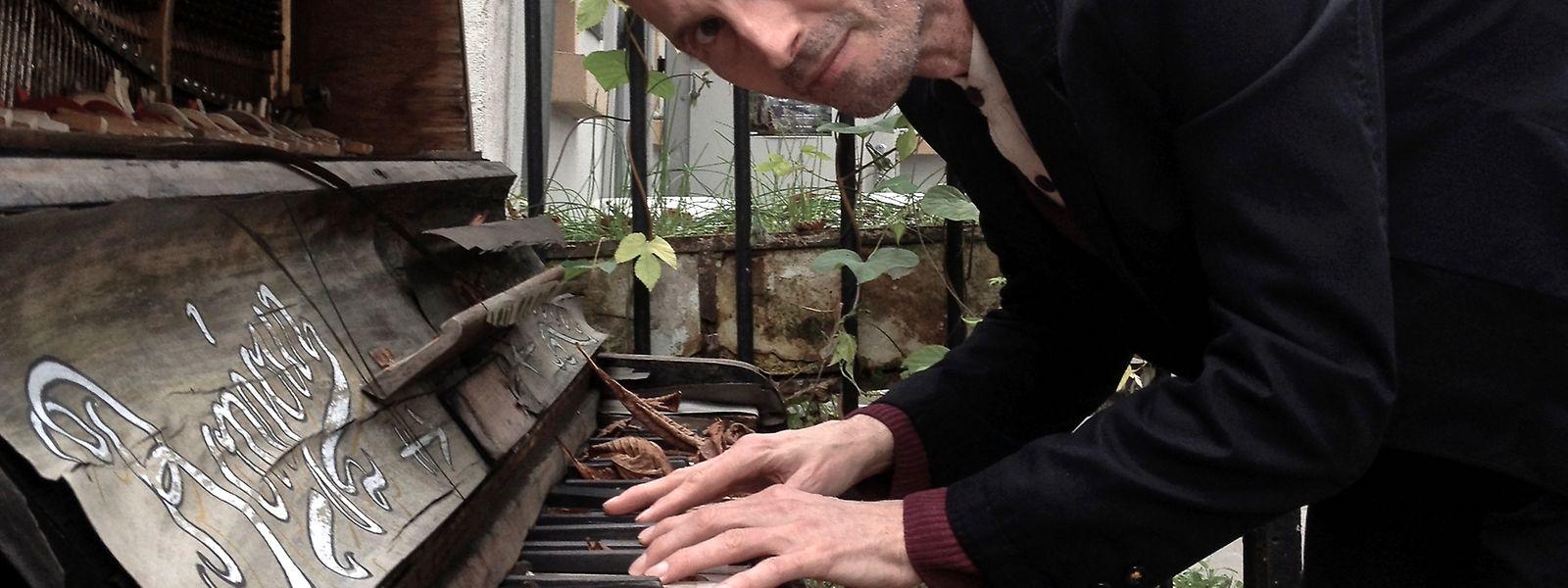 Le piano, le compagnon de tous les jours.