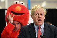 Mit einer absoluten Mehrheit im Rücken kann Johnson nun seine Vorstellungen eines Brexit umsetzen.