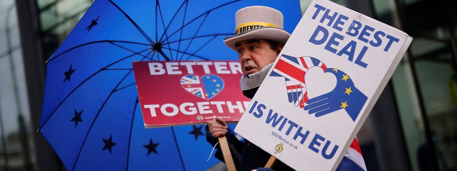 La France craint de voir l'UE accorder trop de concessions aux Britanniques par crainte d'un «no deal» au 31 décembre, jour de la rupture définitive de Londres avec le continent.