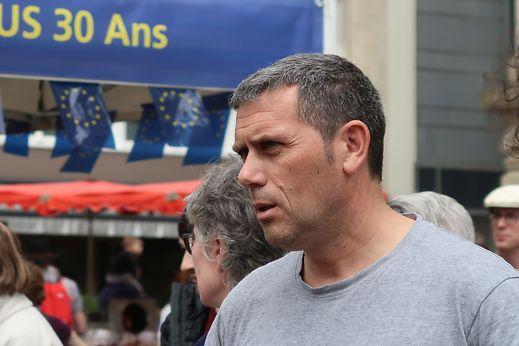 Stéphane Vallance: «On le sent parfaitement, tous âges confondus, que le Luxembourgeois est profondément européen».