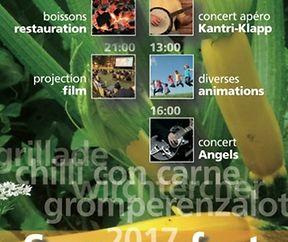Summerfest vum Gaart an Heem Uewerkuer