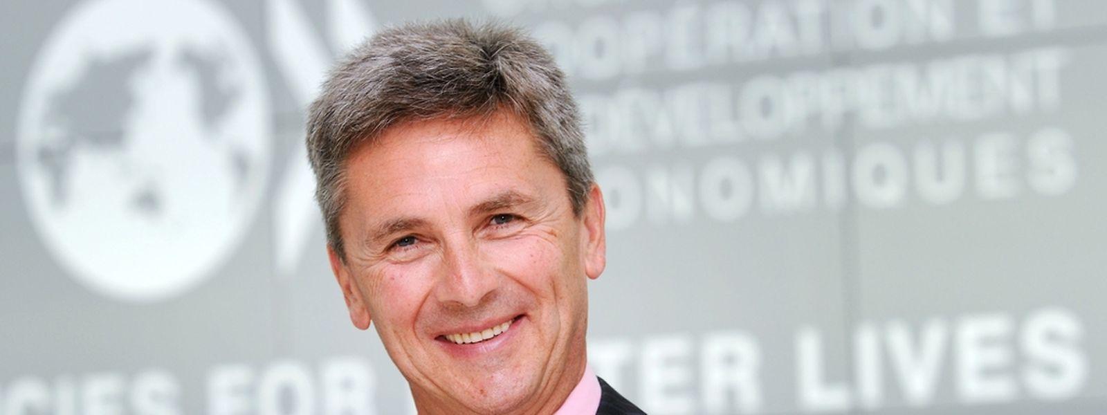 Paul Dühr représente le Luxembourg en France, mais aussi à l'OCDE.