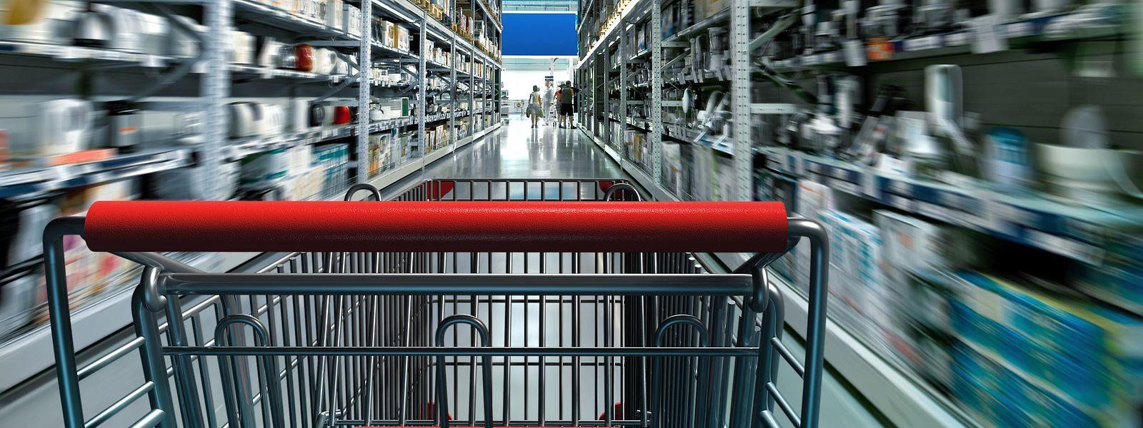 Einkaufsparadies Luxemburg, zumindest, was die Menge an Verkaufsflächen angeht - und sie soll noch steigen.