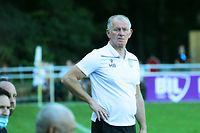 FLF Fussball Meisterschaft BGL Ligue Spielzeit 2020-2021 zwischen dem US Hostert und dem FC Wiltz 71 am 13.09.2020  Henri BOSSI (Trainer in Hostert)