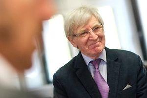 Jean-Jacques Kasel, Chefredakter fir een Dag, photo Guy Wolff