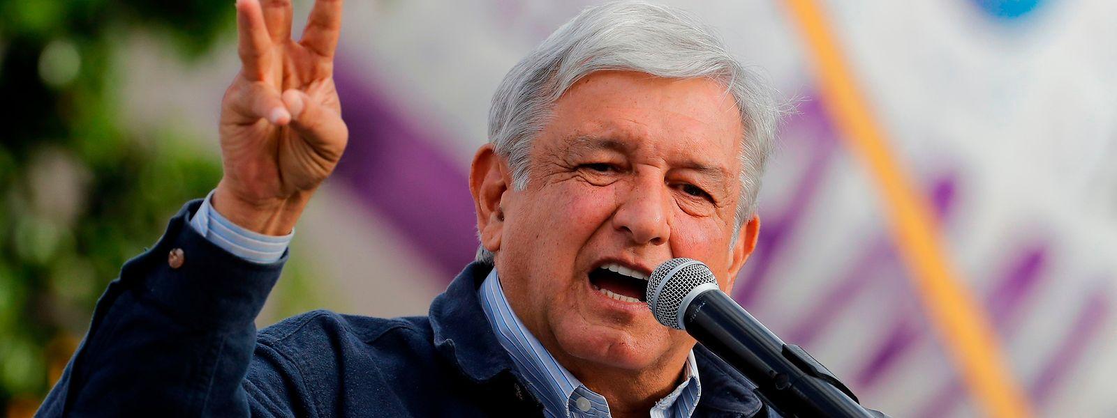 Mexikos Präsident Andres Manuel Lopez Obrador ist mit seiner Strategie gegen das Organisierte Verbrechen gescheitert.