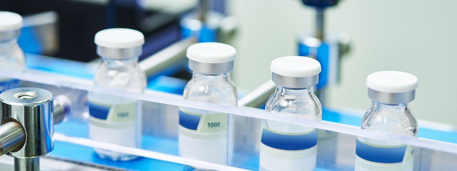 L'EDQM produit chaque année 1,6 million de flacons expédiés à travers plus de 115 pays.