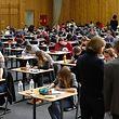 """In Limpertsberg fanden 2015 die Abschlussexamen im """"Lycee des Garcons"""" am 18 Mai statt."""