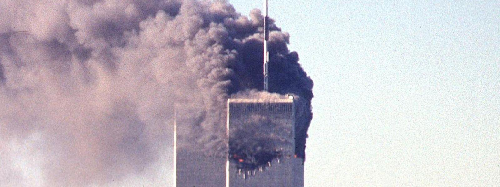 Flugzeuge als Terrorwaffe: Am 11. September 2001 wurde das Horrorszenario tragische Realität.