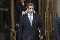 Michael Cohen muss ins Gefängnis.