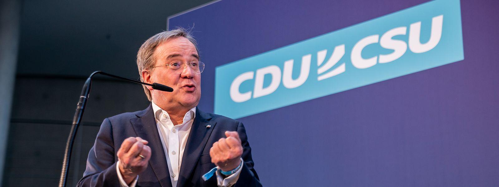 Der CDU-Bundesvorsitzende und Ministerpräsident von Nordrhein-Westfalen, Armin Laschet.