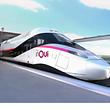 Alstom a baptisé son TGV du futur, «Avelia Horizon».