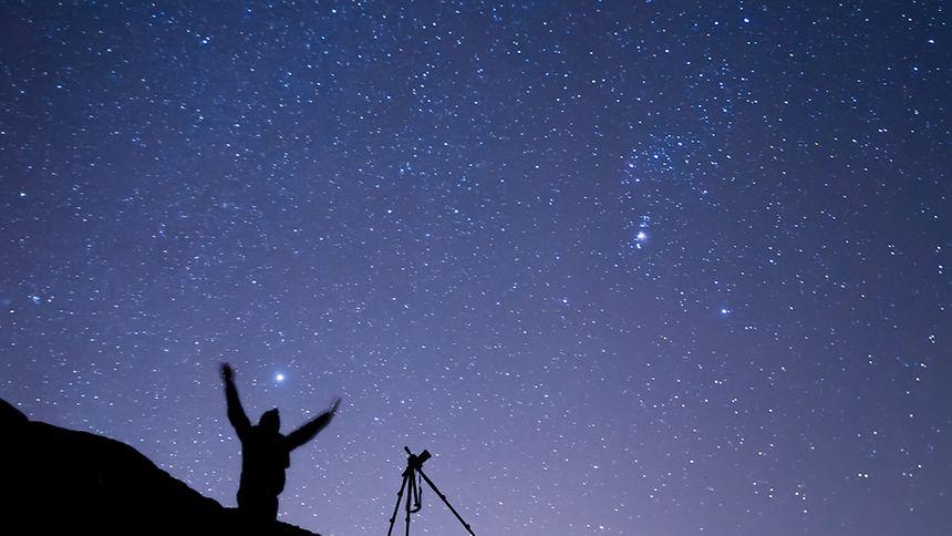 La pluie de météorites des Perséides devrait être visible depuis le Grand-Duché, si la Lune n'y met pas du sien.