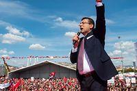 Ekrem Imamoglu wurde zum Bürgermeister von Istanbul gewählt. Die Frage ist, ob er es bleibt.