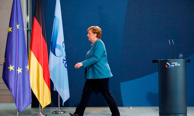 Chancellor Angela Merkel is poised to leave office next month