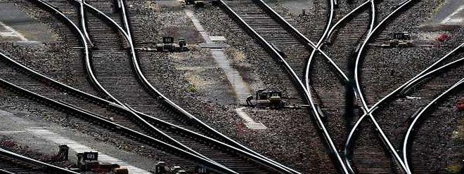 Ab Mittwoch werden erneut viele Gleise unbenutzt bleiben.
