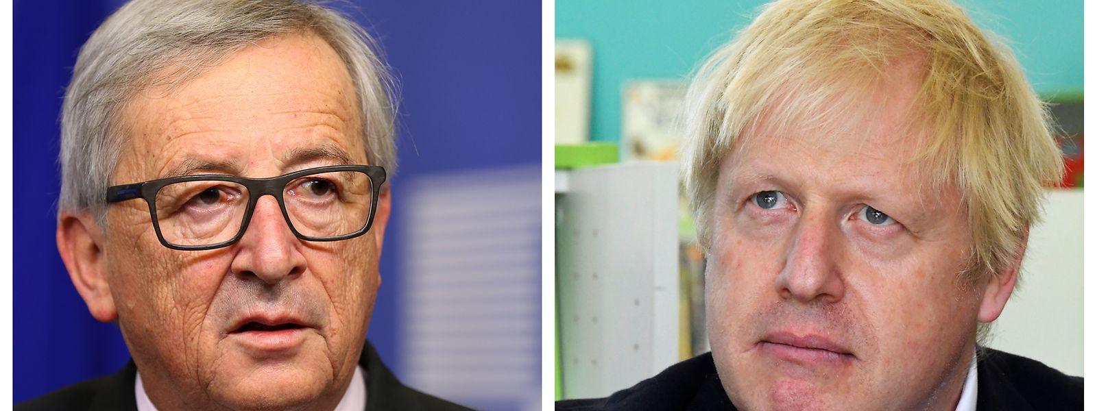 Eine Sprecherin von Jean-Claude Juncker kündigte das Treffen am Freitag via Twitter an.