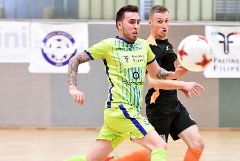 Futsal: Dudelange respire, Esch et Aspelt dos à dos