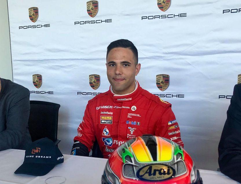 Dylan Pereira Mon circuit préféré est celui de Spa-Francorchamps