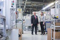 Wirtschaft, Reportage Autozulieferer Cebi, Steinsel, Foto: Lex Kleren/Luxemburger Wort