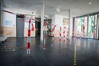 Vorbereitungen auf Rentrée in Differdingen - Foto: Pierre Matgé/Luxemburger Wort