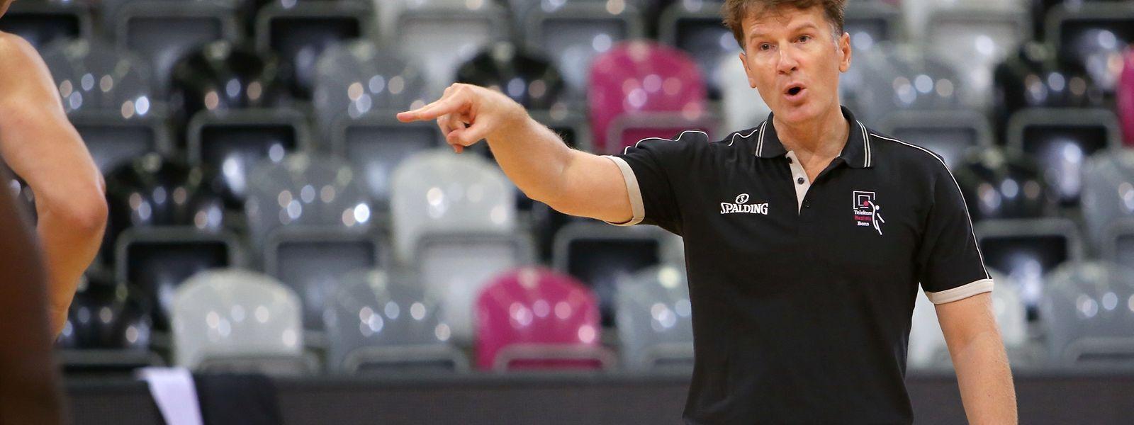 """""""Ich habe noch starke Verbindungen nach Luxemburg"""" – Der ehemalige Nationaltrainer Mathias Fischer steht vor seiner vierten Saison in der deutschen Bundesliga."""