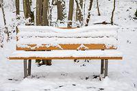 Lokales, Luxembourg Schnee, Kockelscheuer, Foto: Chris Karaba/Luxemburger Wort